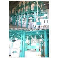 flour packing machine,maize flour milling equipment,corn flour making machinery