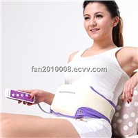 purple slimming waist belt