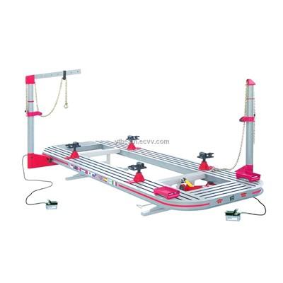 frame straightener machine