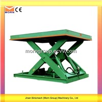 6m Lift Height Stationary Scissor Lift