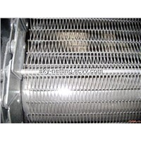 Cleated Conveyor Belt (SGS Certificate) Stainless Steel