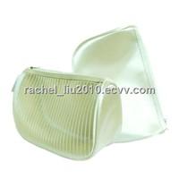 Cosmetic Bag (KM-COB0008), make up bag, toiletry bag, satin bag, mesh bag, beauty bag