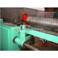 Heavy Duty Hexagonal Wire Mesh Machine