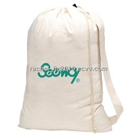 Laundry Bag, Cotton bag, canvas bags, drawstring bags, drawstring backpack
