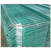 PVC Coated and Galvanized Mesh Panel / PVC Panel (Factory)