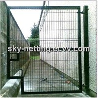 PVC Fence Gate / Mesh Fencing