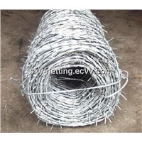 Ripper Barbed Wire 2.7mm Diameter Galvanized (ISO Factory)