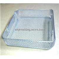 Sterilization Basket for Instrument Tray 1mm Diameter