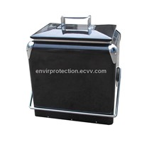 13L Metal Car Refrigerator