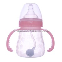 150ml liquid silicone feeding bottle