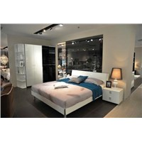 2013 new modern fashion high gloss bedroom furniture - Fashion Bedroom Furniture