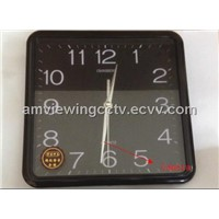 4gb Wall Clock Camera Dvr, Remote Control