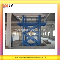 6.5m Stationary Scissor Car Lift Platform