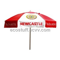 8' Patio Umbrella, Recycled PET Patio Umbrella 3103