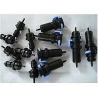 Adapter Fitting Male /Female Blue for Novajet 750 Encad Printer Parts