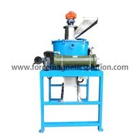 Automatic Magnetic Powder Separator with Low Energy Consumption and Even Magnetic Field Distribution