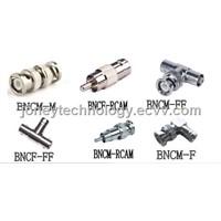 Bnc Plug/Connector for CCTV Cable, CCTV Camera, DVR