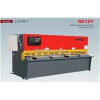 CNC Guillotine Shearing Machine,Hydraulic Swing Beam Shear Machine