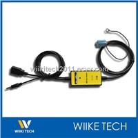Car MP3 Interface USB AUX Adapter(mini iso 8p) for Audi, VW,Skoda, Seat