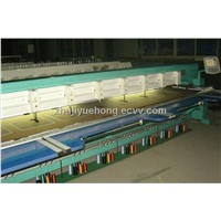 Chenille Embroidery Machine (YHT608)