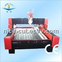 China Marble Stone Metal CNC Engraving Machine 1300mm*2500mm