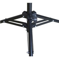 Cowboy Studio Top Quality Aluminum Adjustable Light Stand with Case