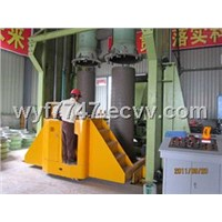 Double Pipe Automatic Core Vibration Concrete Pipe Making Machine