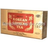Ginseng Tea Daily Supplement