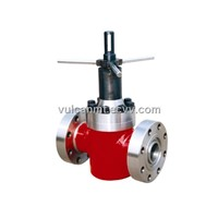 Hard Seal Mud Gate Valve