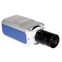 High Sensitivity Low Lux HD Box IP Camera 1.3-Megapixels CMOS Camera Standard ONVIF Access