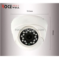 IR Digital Security Video Dome Sony Color Waterproof Vehicle HD Car CCD Camera
