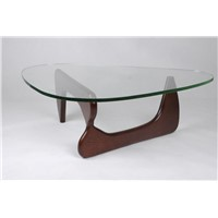 Replica Isamu Noguchi Glass Coffee Table