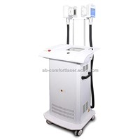 Master New Desidn Cooling Sculpture Laser Cryolipolysis Freeze Slimming+lipolysis