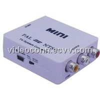Mini TV System Converter(PAL to NTSC or NTSC to PAL) (scaler)
