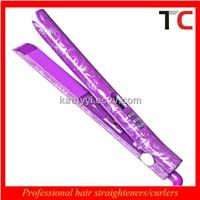 New water transfer print hair straightener