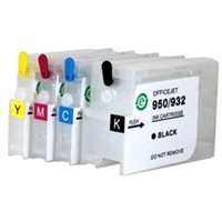 Refillable and Ciss/Cis for Hp932/Hp933 Ink Cartridge HP Officejet 6100/Officejet 6700 Premium /6600