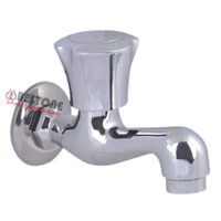 Single Handle Cold Water Garden Bib Tap Faucet (Bibcock) Plumber India