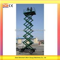 TS0.5-8 Mobile Aerial Scissor Lift