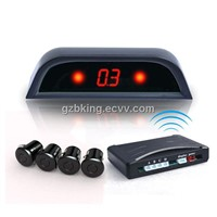 Wireless Parking Sensor with LED Display