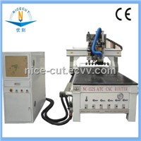 CNC Wood Engraving Cutting Machinery with CE Certificate