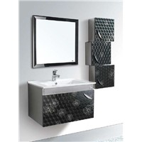 stainless steel bathroom cabinetS1091