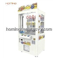 key prize vending machine game(Hominggame-COM-997)