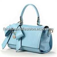 the Bow of the New Korean Candy Colored Retro Portable Shoulder Tide Thousand-Owned Bag Handbags