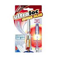 Ultraloc Liquid Formula Super Glue
