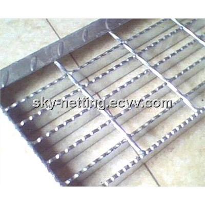 Bar Grid Steel Grating I Bar Grating Serrated Bar Grating
