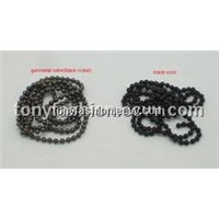 Black Ball Chain, Gunmetal Ball Chain