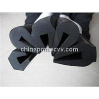 Capping Rubber/Screen Capping Rubber/Screen Deck Capping Rubber/Rubber U Channel