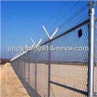 """Chain Link Fence with """"Y"""" Type Post (2.5/3.0mmx50mmx50mm)"""