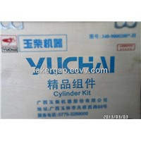 340-9000200*-h Yuchai Engine Cylinder Kit