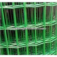 Holland Welded Wire Mesh Fencing